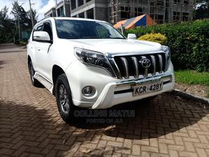 Toyota Land Cruiser Prado 2012 White | Cars for sale in Nairobi, Ridgeways