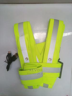Reflective Vest With Led Lights   Safetywear & Equipment for sale in Nairobi, Ngara