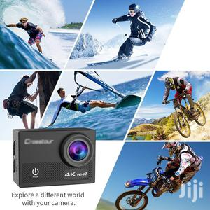 Action Camera 4K 16MP Wifi Underwater 30M With Remote Control