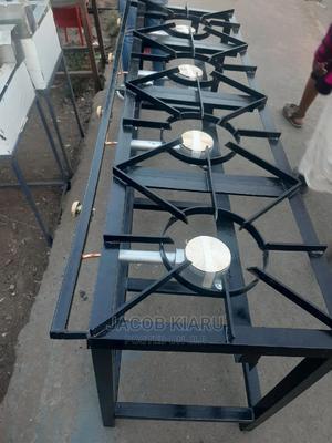 4 Burner Gas Cooker | Restaurant & Catering Equipment for sale in Nairobi, Gikomba/Kamukunji