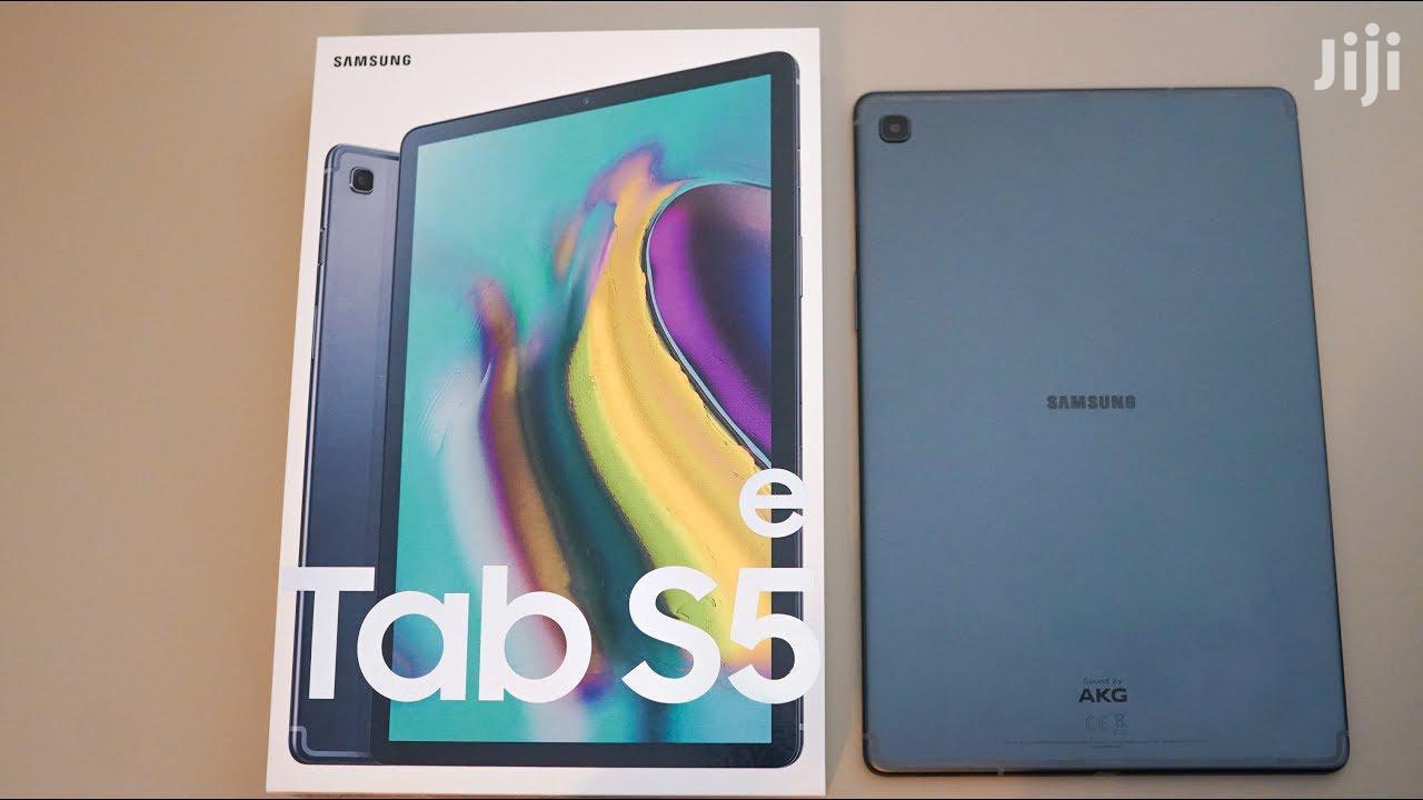 New Samsung Galaxy Tab S5e 64 GB | Tablets for sale in Nairobi Central, Nairobi, Kenya