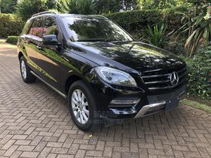 Mercedes-Benz M Class 2013 ML 350 BlueTEC 4Matic Black | Cars for sale in Nairobi, Runda