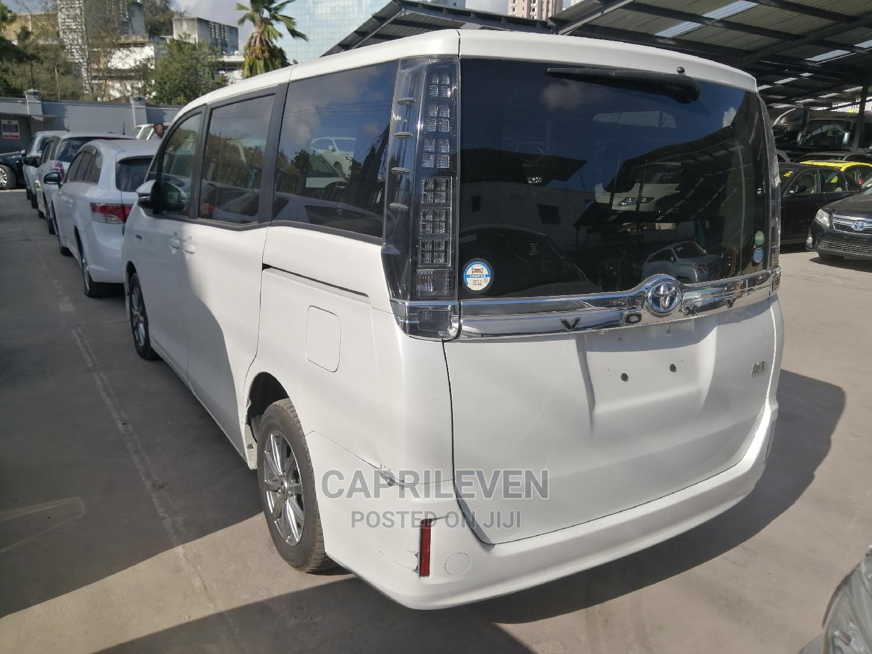 Toyota Voxy 2015 White   Cars for sale in Mombasa CBD, Mombasa, Kenya