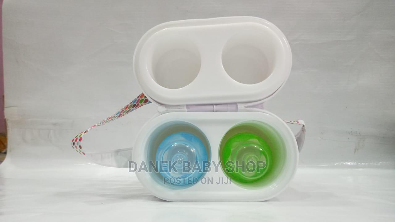 Bottle Warmer/ Double Bottle Warmer With 2 Bottles | Baby & Child Care for sale in Nairobi Central, Nairobi, Kenya