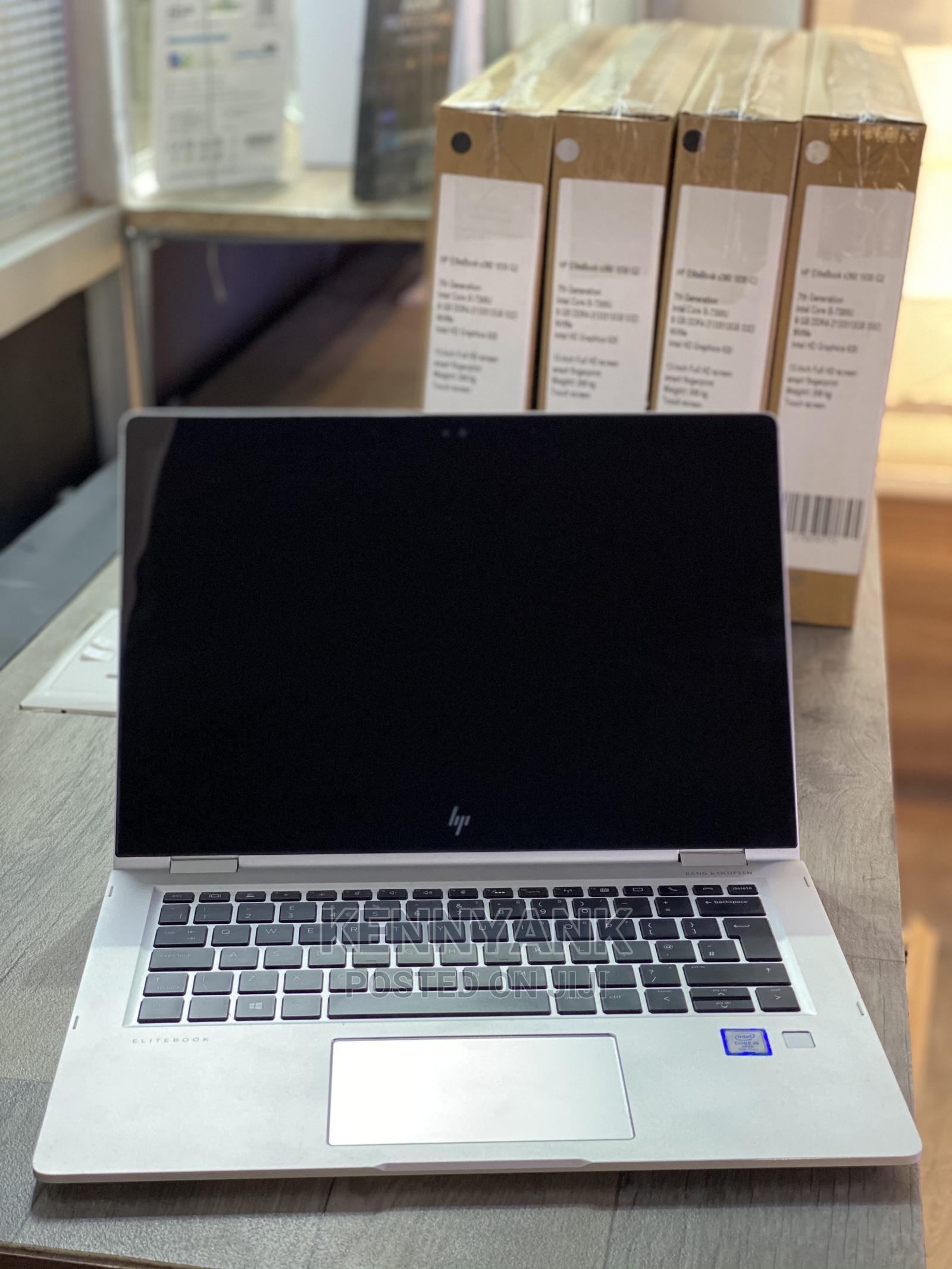 Laptop HP EliteBook X360 1030 G2 8GB Intel Core I7 SSD 512GB | Laptops & Computers for sale in Nairobi Central, Nairobi, Kenya