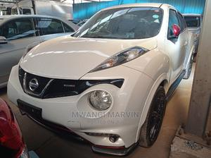 Nissan Juke 2014 White | Cars for sale in Mombasa, Ganjoni