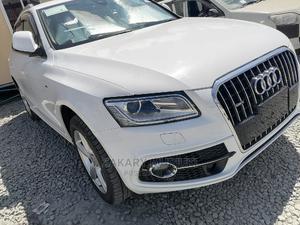 Audi Q5 2014 White | Cars for sale in Mombasa, Shimanzi