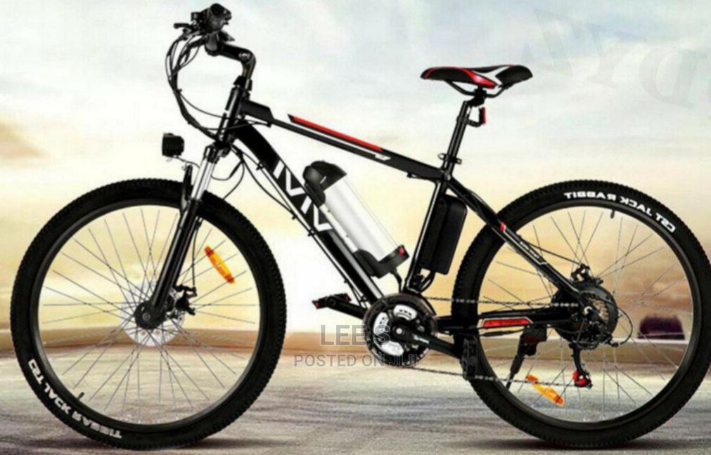 Electric Mountain Bikes 23