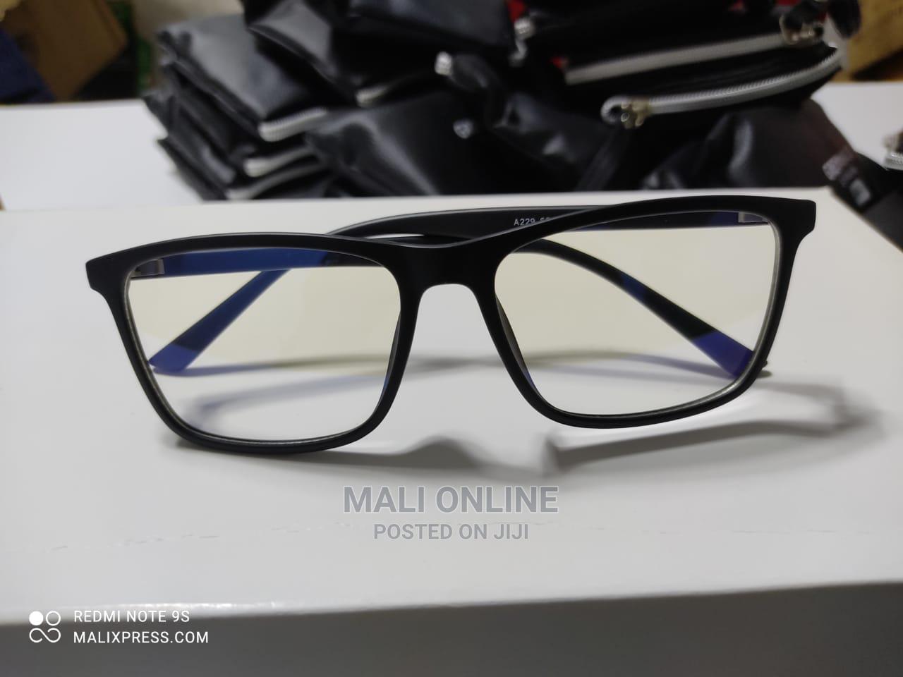 Antiblue Light Computer Antiglare Glasses