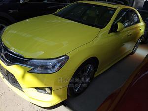 Toyota Mark X 2015 Yellow | Cars for sale in Mombasa, Mombasa CBD