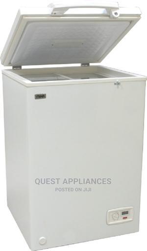 Mika Deep Freezer, 99L, White | Kitchen Appliances for sale in Nairobi, Nairobi Central