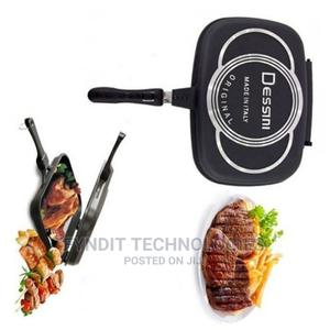 Dessini Double Grill Pan 36cm, Italy | Kitchen & Dining for sale in Nairobi, Nairobi Central