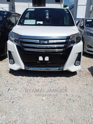 Toyota Noah 2015 White | Cars for sale in Mombasa, Ganjoni