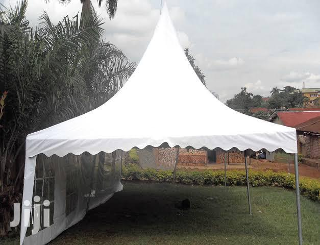 100 Seater White Event Tent For Hire Nakuru | Party, Catering & Event Services for sale in Nakuru East, Nakuru, Kenya