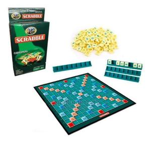 Scrabble Game (10 X 10 Inches) | Books & Games for sale in Nairobi, Nairobi Central