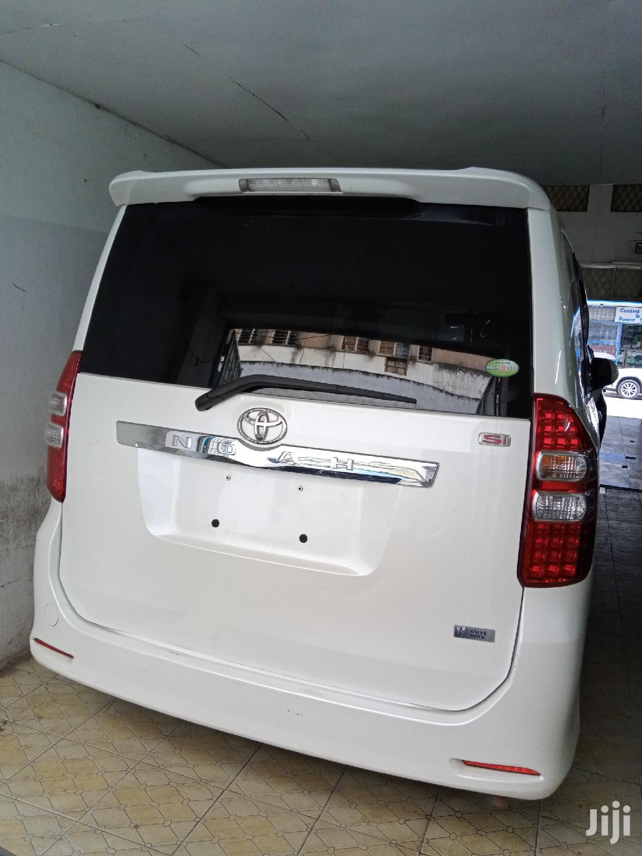Toyota Noah 2013 Silver   Cars for sale in Tudor, Mombasa, Kenya