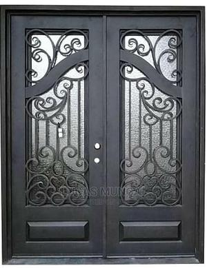 Security Wrought Iron Doors Supply and Installation   Doors for sale in Nairobi, South B