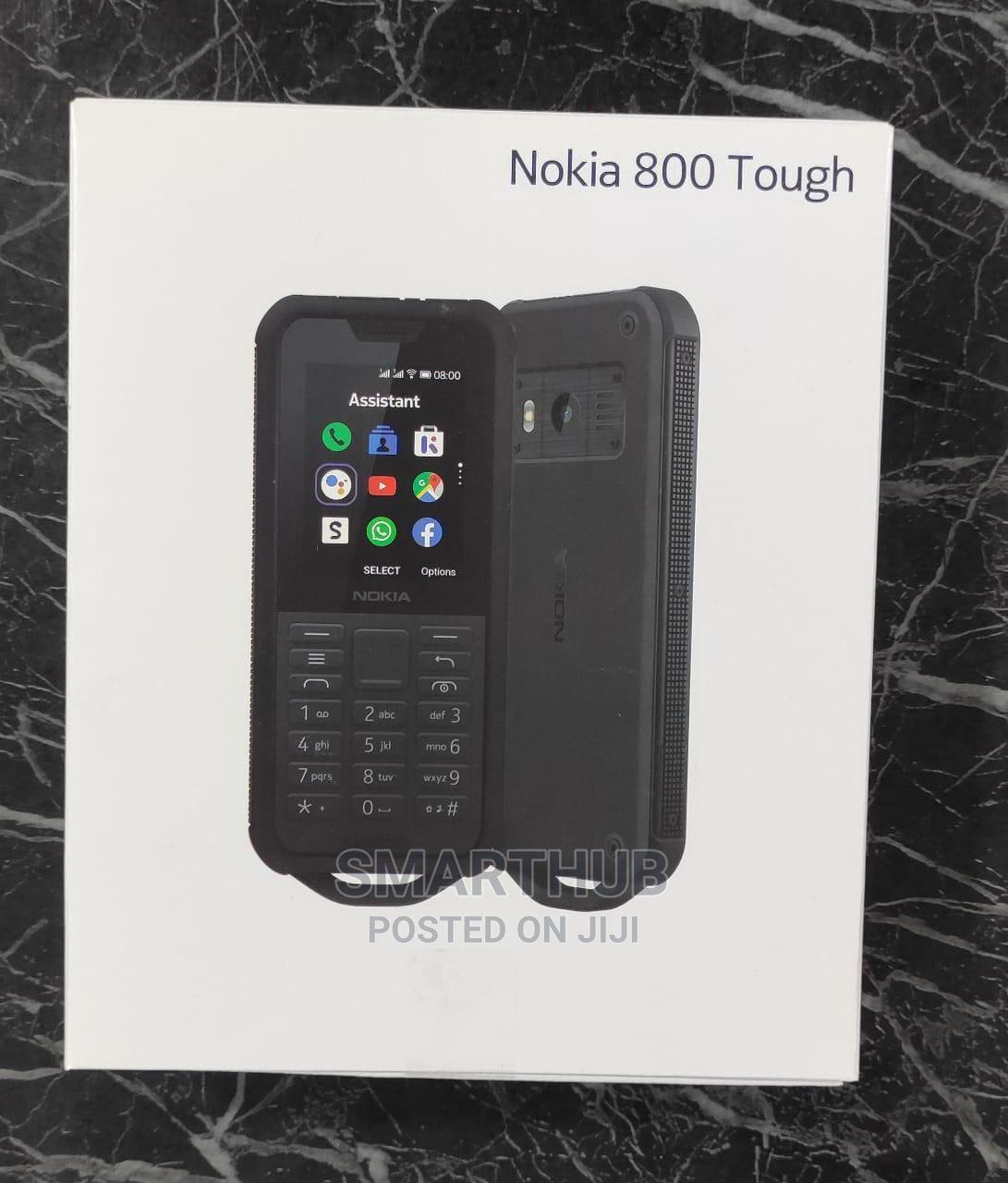 New Nokia 800 Tough 4 GB
