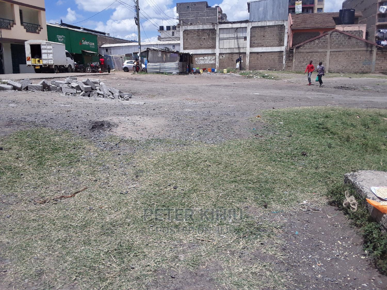 Archive: Tassia Near Aviation 140ft by 40ft Touching Tarmac Road