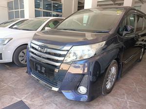 Toyota Noah 2014 Blue   Cars for sale in Mombasa, Mombasa CBD