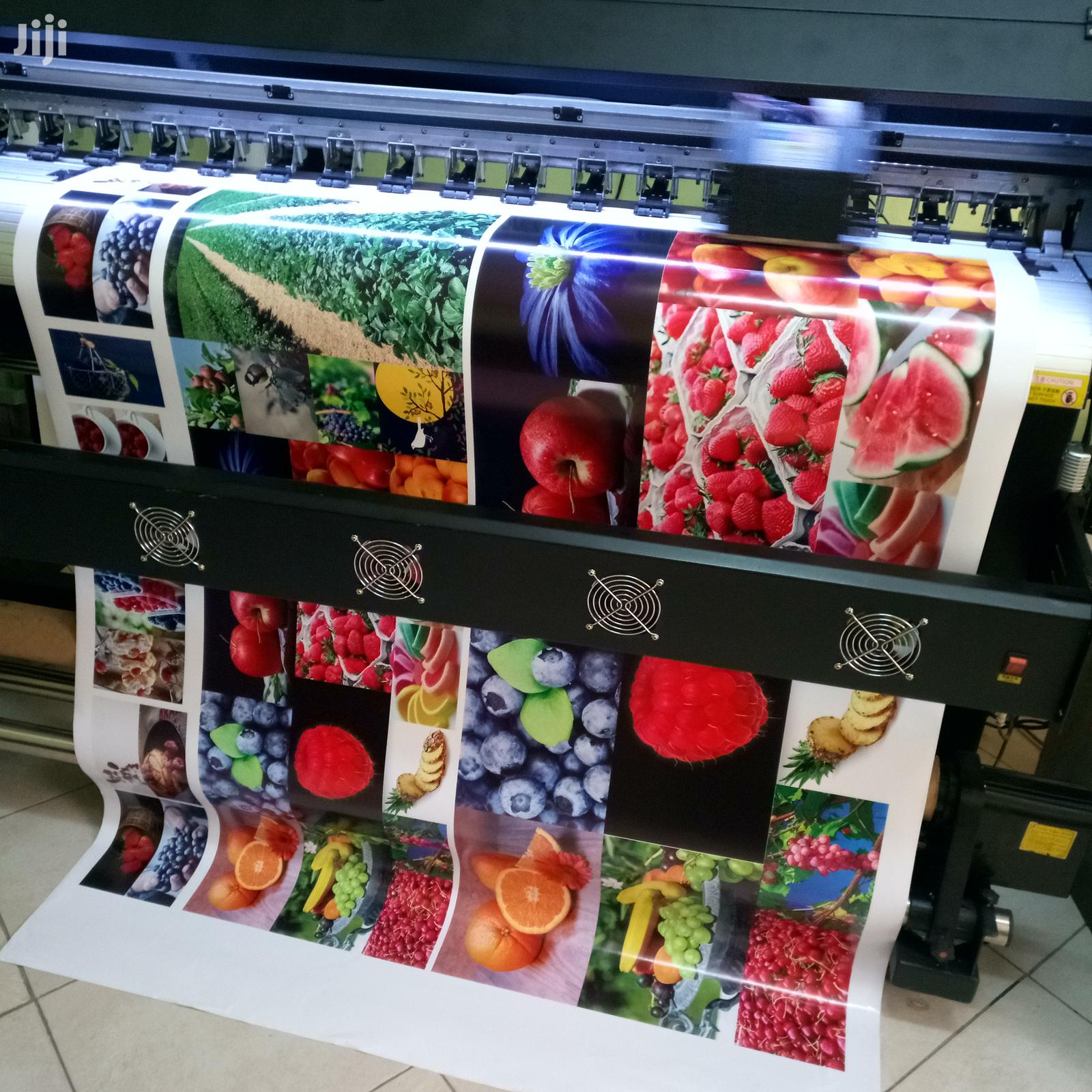 Archive: High Quality Large Format - Banners And Stickers