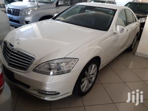 Mercedes-Benz S Class 2010 White | Cars for sale in Mombasa, Mvita