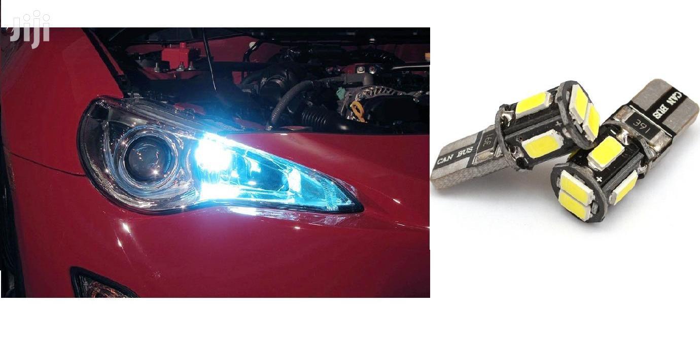 Quality T10 Parking LED Bulbs: For Toyota,Nissan,Subaru,Honda,Mazda,Vw