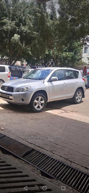 Toyota RAV4 2007 Gray   Cars for sale in Nairobi, Nairobi Central