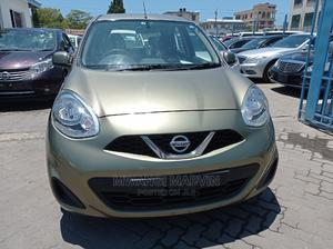 Nissan March 2014 Green | Cars for sale in Mombasa, Ganjoni
