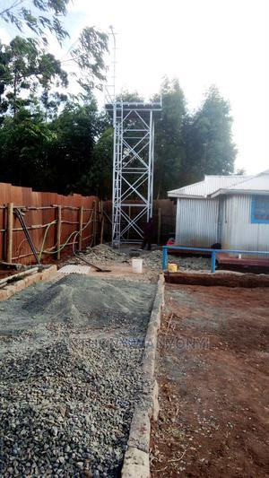 Tank Tower Tank Platform Raised Tank Water Tower Steel Metal | Farm Machinery & Equipment for sale in Uasin Gishu, Eldoret CBD
