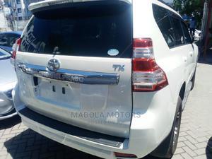 Toyota Land Cruiser Prado 2014 White   Cars for sale in Mombasa, Kisauni