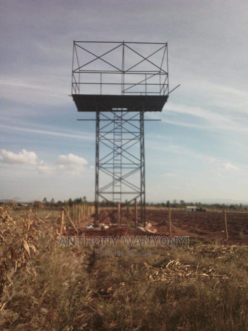 Tank Tower in Kenya, Water Tank in Kenya Embu | Other Repair & Construction Items for sale in Central Ward, Embu, Kenya
