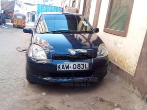 Toyota Vitz 2003 Blue   Cars for sale in Mombasa, Kisauni