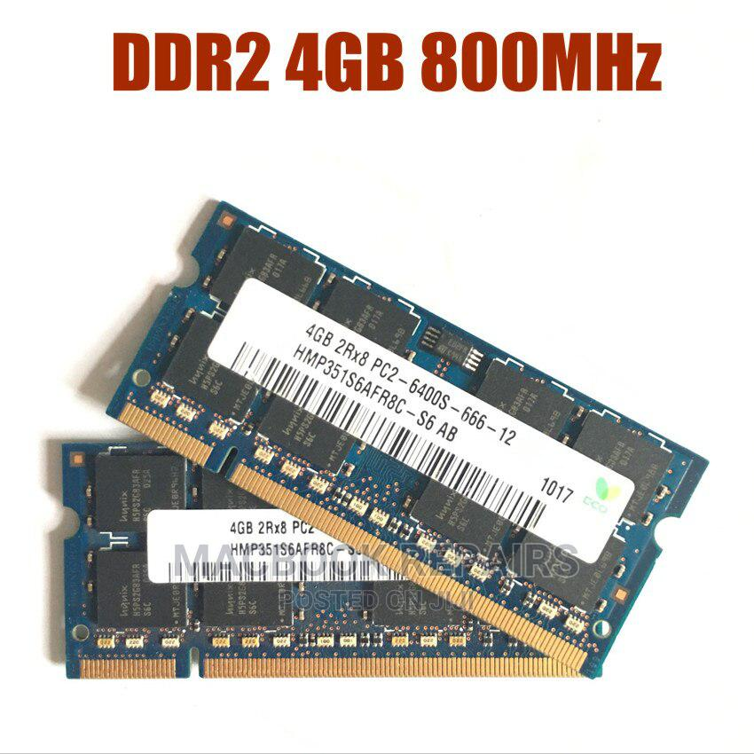 Samsung 4GB 4G Pc2-6400s PC2 6400s 6400 DDR2 800mhz 800 MHZ