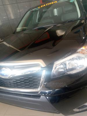 Subaru Forester 2013 Black   Cars for sale in Mombasa, Tudor
