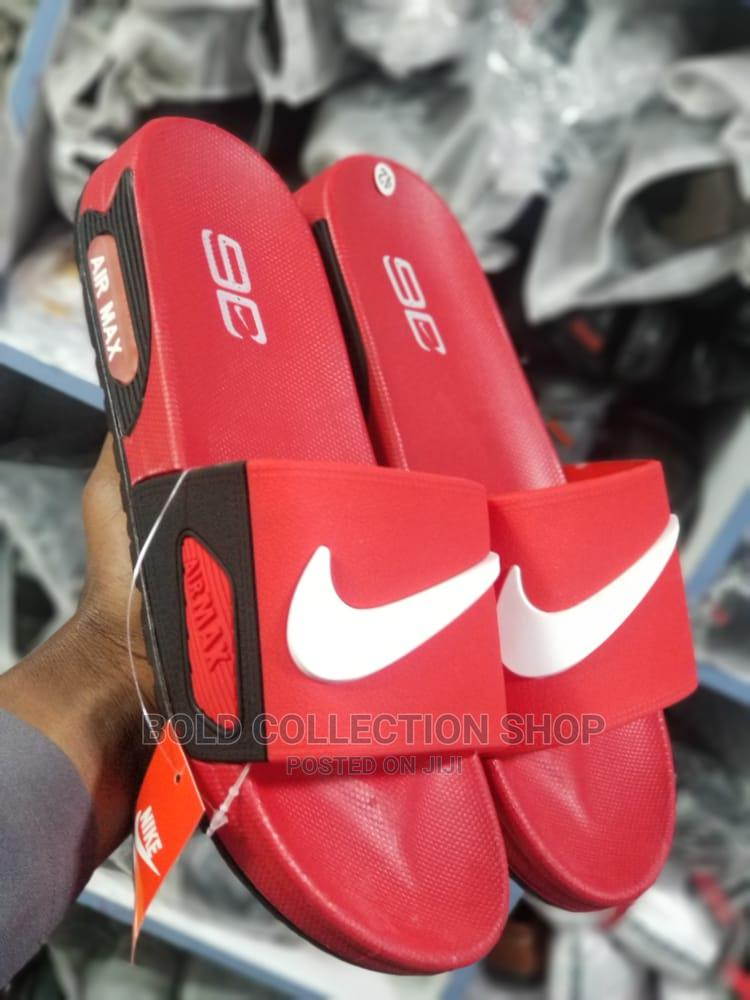 AIRMAX 90 SLIDES Now Available in Sizes 40-45 | Shoes for sale in Nairobi Central, Nairobi, Kenya