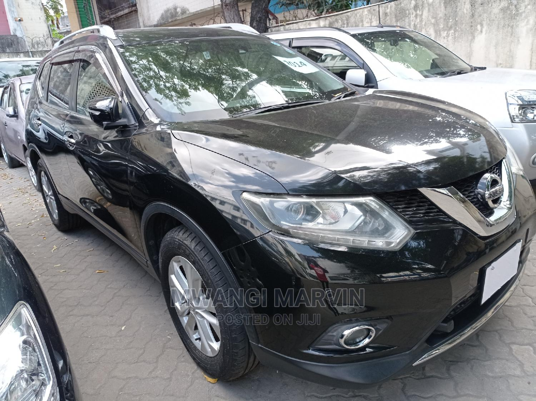 Nissan X-Trail 2014 Black   Cars for sale in Ganjoni, Mombasa, Kenya