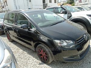 Volkswagen Sharan 2014 Black | Cars for sale in Mombasa, Ganjoni