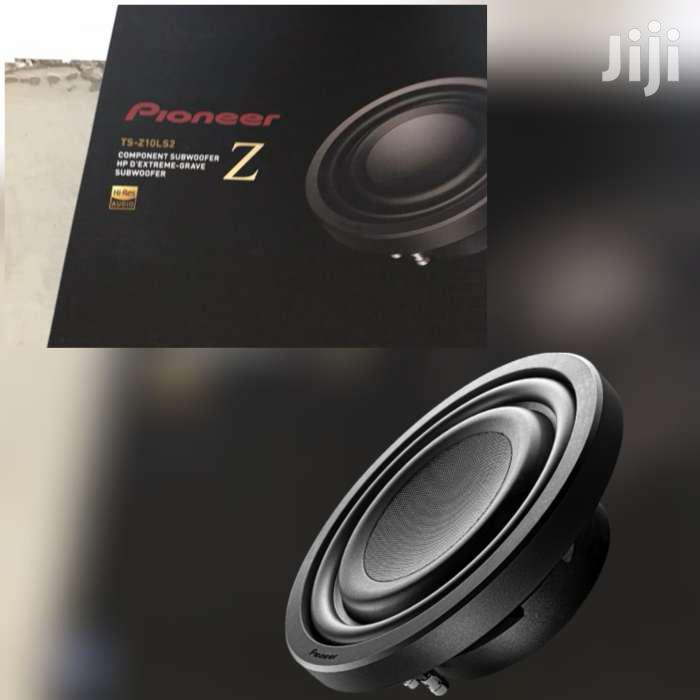 Archive: PIONEER TS-Z10LS2 CAR SUBWOOFER 10 INCH 1300 WATTS