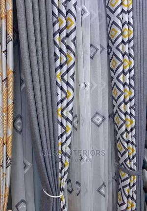 Decorative Double Sided Curtains   Home Accessories for sale in Nairobi, Nairobi Central
