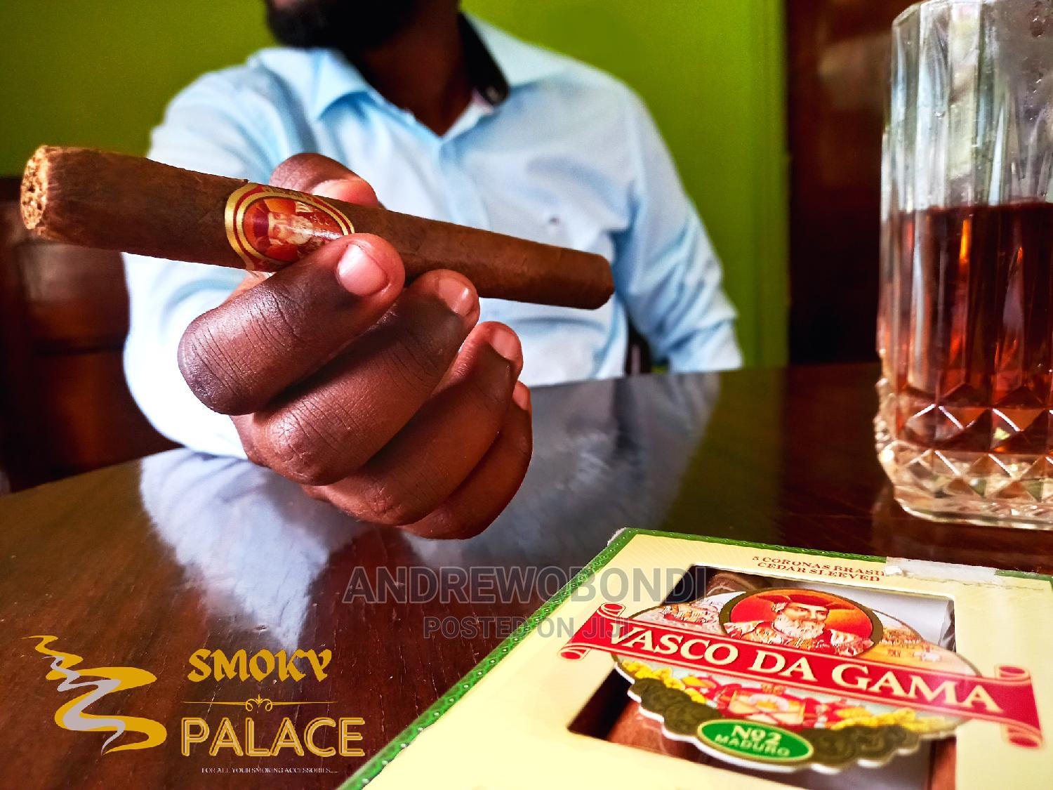 Quality Cigars Available