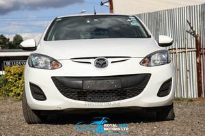 Mazda Demio 2014 White | Cars for sale in Nairobi, Ridgeways
