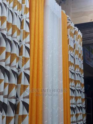 Printed Decorative Curtains   Home Accessories for sale in Nairobi, Nairobi Central