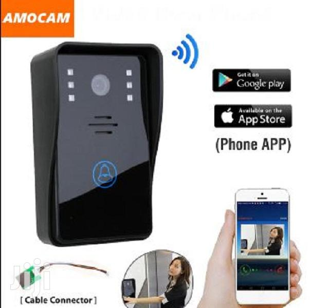 Video Doorbell Intercom Door Phone