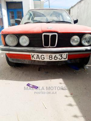 BMW 316i 1997 Red   Cars for sale in Mombasa, Kisauni