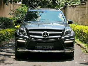 Mercedes-Benz GL Class 2014 Gray   Cars for sale in Nairobi, Kilimani