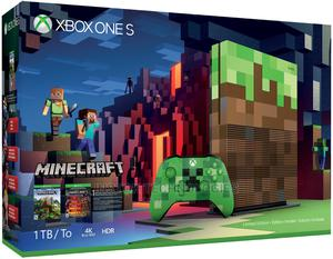 Xbox One S 1tb Limited Edition Console - Minecraft Bundle | Video Game Consoles for sale in Nairobi, Nairobi Central