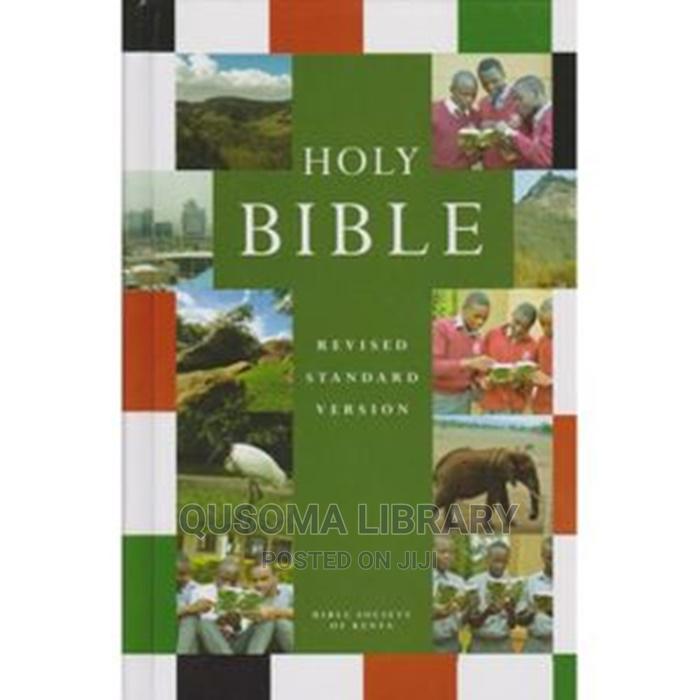 Revised Standard Version Bible (RSV)