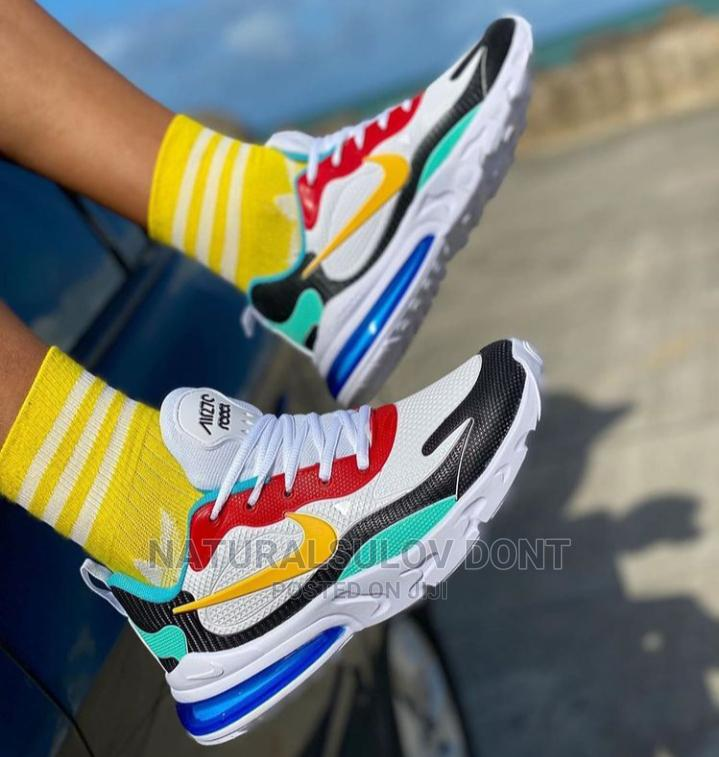 Archive: Nike React