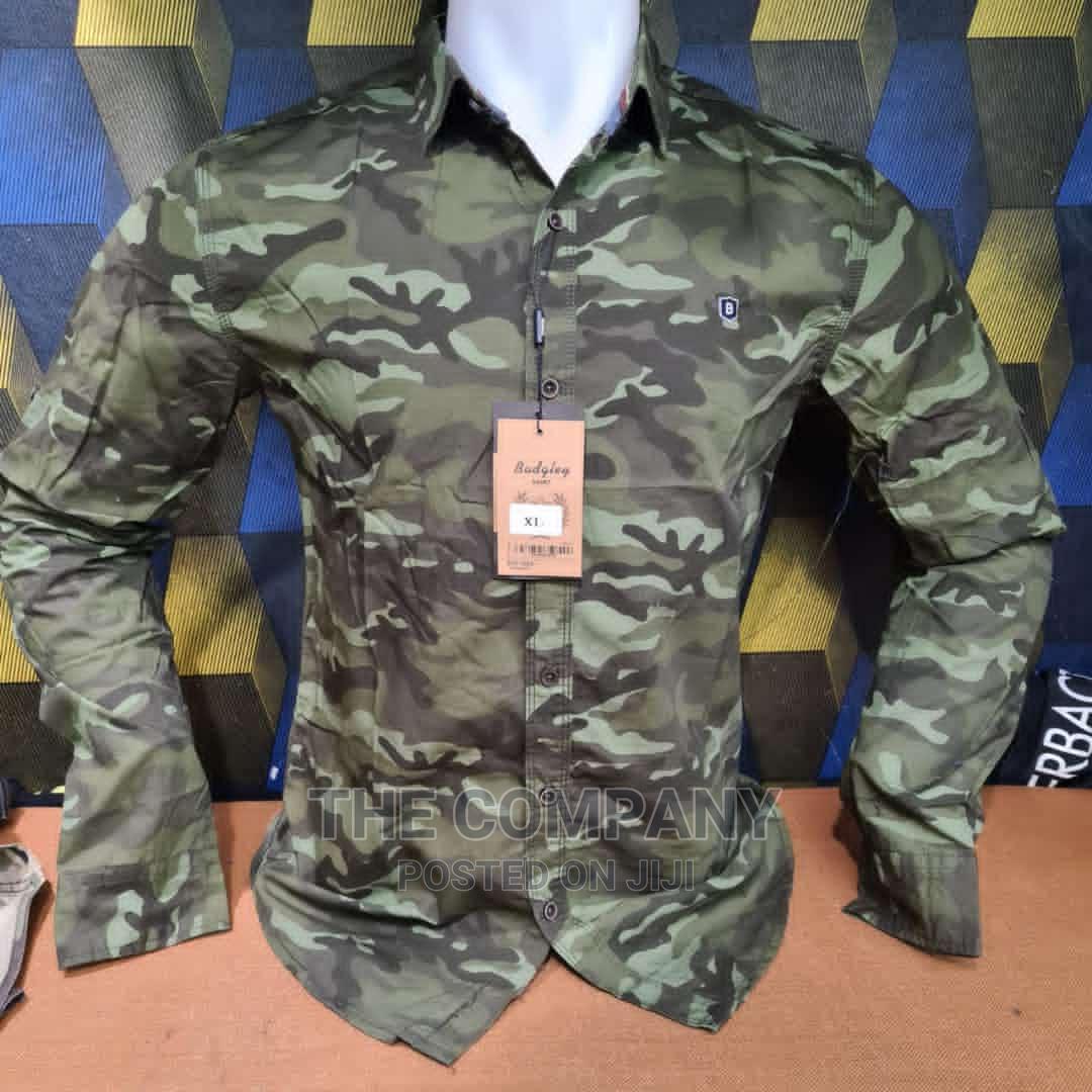 Camouflage Tactical Military Shirts | Clothing for sale in Nairobi Central, Nairobi, Kenya